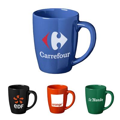 Mug avec logo: un excellent outil pour la stratégie de marketing