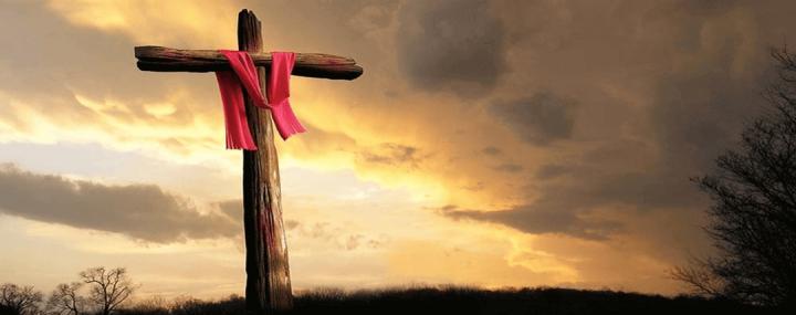 pendentif en croix